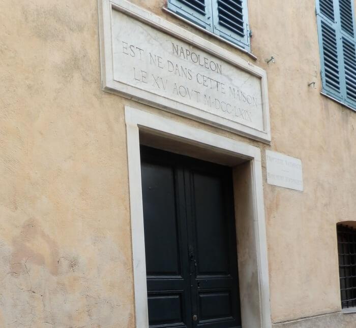 ナポレオンの家