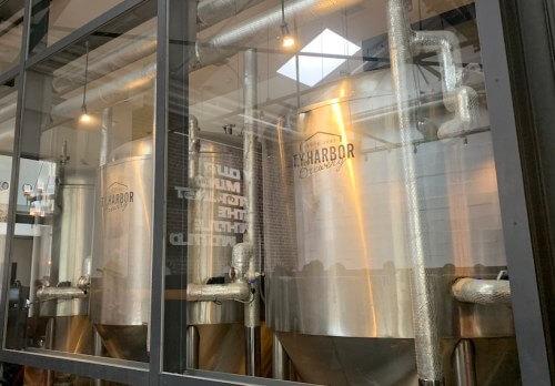 TYHARBOR自家製ビール醸造
