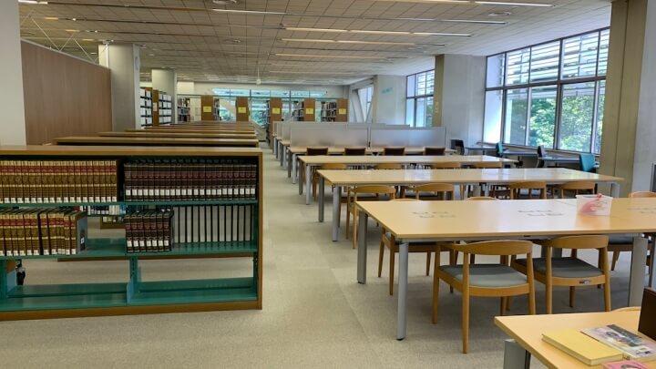 ICU図書館